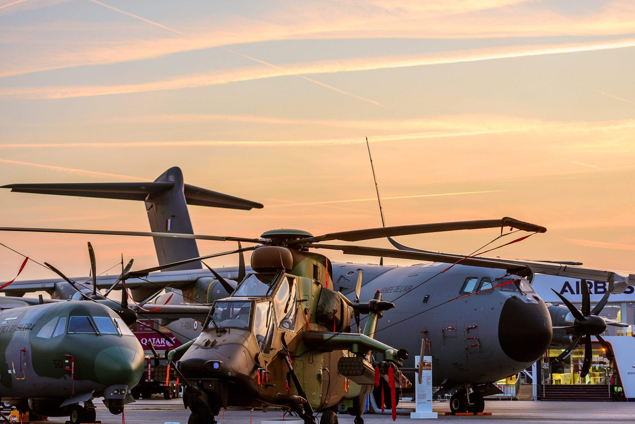 Hélicoptere Tigre - Siae 2017.aeronefs.274 (c) SIAE 2017 - Anthony Guerra & Alex Marc